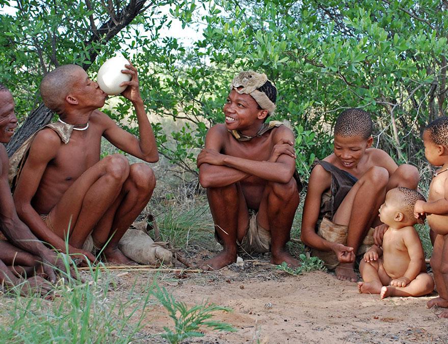 Bushmen Safaris