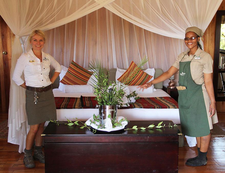 Lodge Based Safari
